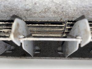 エアコンクリーニング FUJITSU AS-R22D-W