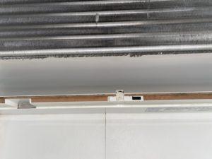 三菱製お掃除機能付きエアコンクリーニング