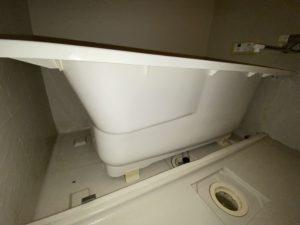 沖縄市美原 浴室クリーニング
